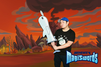 Mighty Magiswords Premiere Party 2016