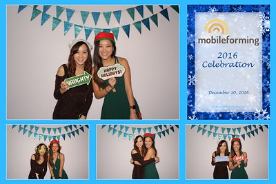 Mobileforming's Annual End of the Year Party