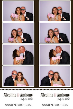 Nicolina & Anthony's Wedding