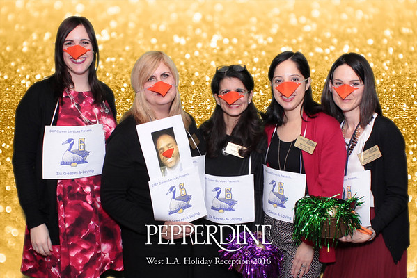 Pepperdine West L.A. Holiday Reception - 12/19/2016