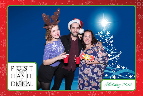 Post Haste Holiday Party 2016 - 12/16/2016