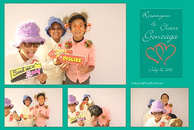 Rosemynn & Claire's Wedding