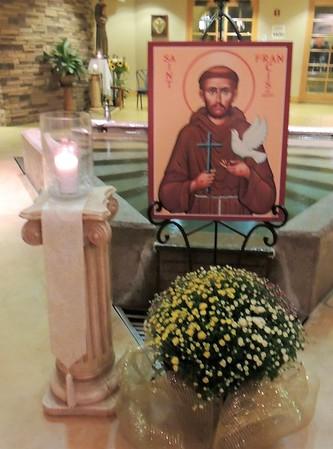 10-04-16 Saint Francis Day