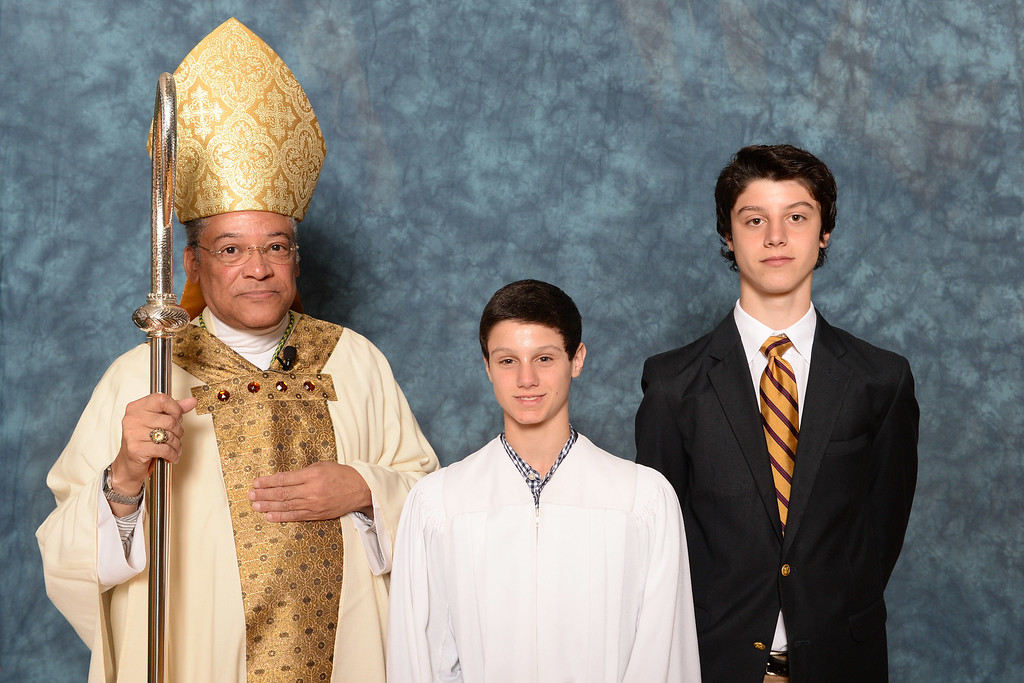 Saint Mary Confirmation, April 30, 2016 (Morning Group)