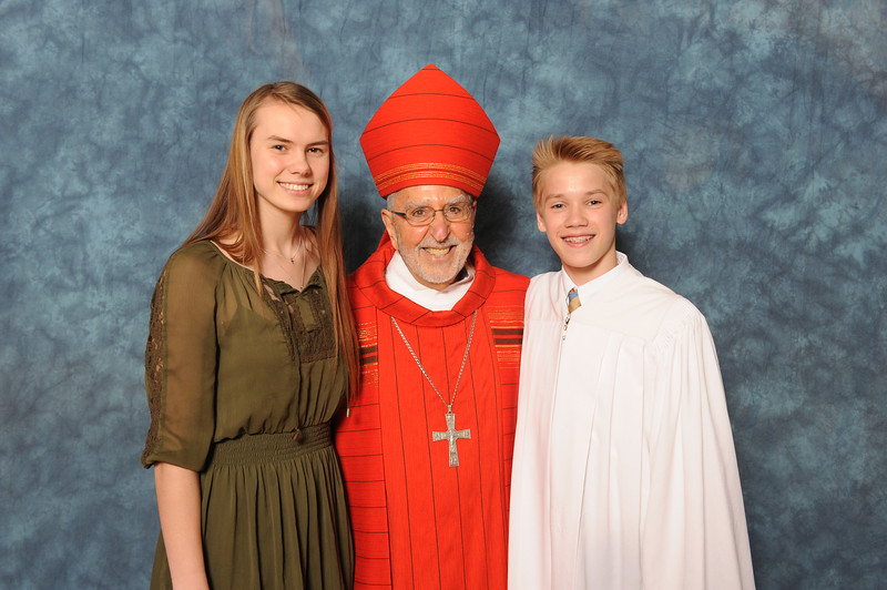 Saint Mary Confirmation, April 30, 2016 (Afternoon Group)