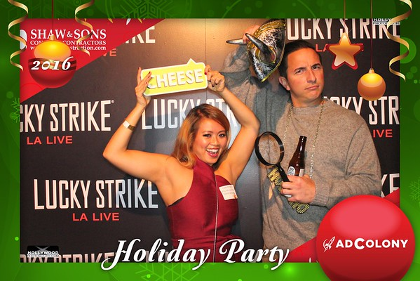 Shaw Holiday Party 2016