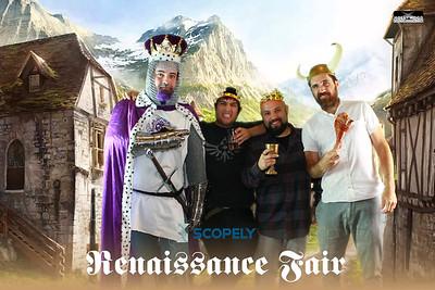 Scopely Renaissance Fair