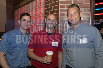 September 29, 2017 Breakfast with Business First @ Dave & Buster's Hilliard