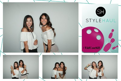 StyleHaul Vidcon Bowling Party