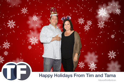 Tim and Tama's Pre Holiday Holiday Party - 11/19/2016