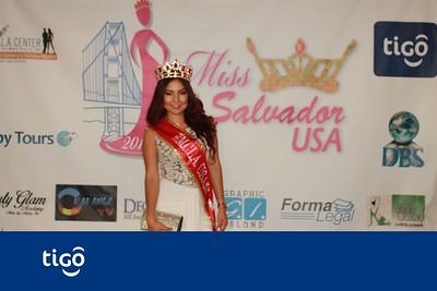 Tigo-Miss El Salvador USA