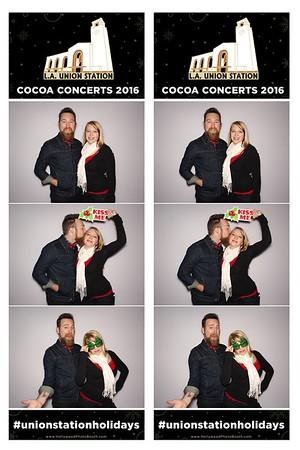 Union Station Christmas Concert