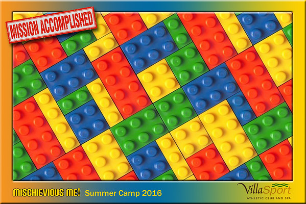 VillaSport Mischievious Me Summer Camp