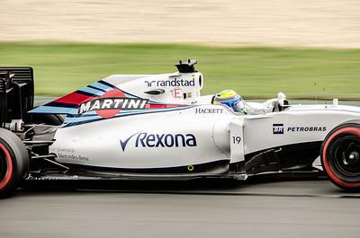 Felipe Massa, number 19,2016 Australian F1 Grand Prix