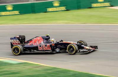 Carlos Sainz, Number 55. 2016 Australian F1 Grand Prix