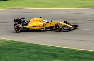 Kevin Magnussen, number 202016 Australian F1 Grand Prix