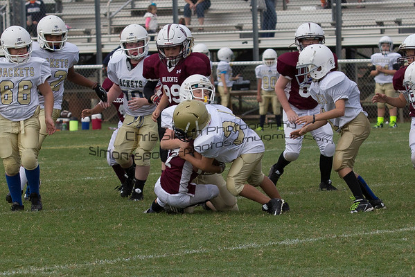 PEEWEE FOOTBALL SEPT 17 2016  3RD & 4TH AND 5TH & 6TH