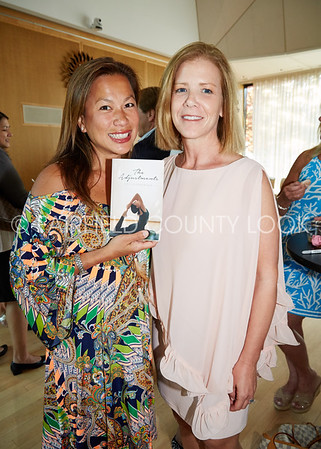 2016-6-21 Ann Lineberger Book Party