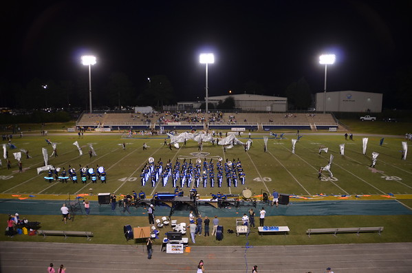 Band Show-Murphy Game