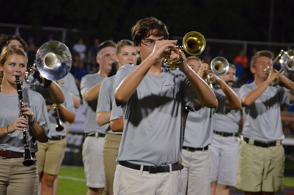 Band @ St Pauls Game