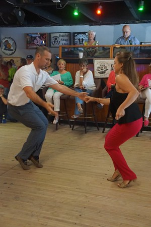 2016 Fall - Wednesday Fun 9/21 - Pro Dance Contest & Good Times by Robin Bivins
