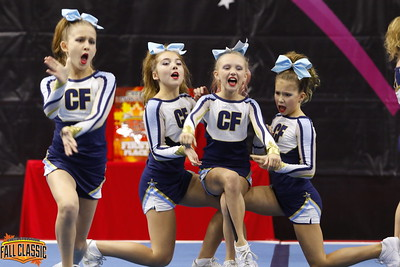 CheerForce WolfPack Supercells - Youth 3