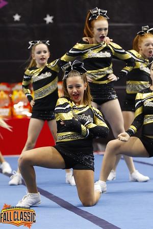 Cheetahs Cheerleading Cyclones - Junior 2