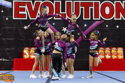 Eight Count Cheer Rhythm - Youth Prep 1