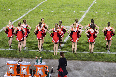 2016 Fall Dance Team Portage Game