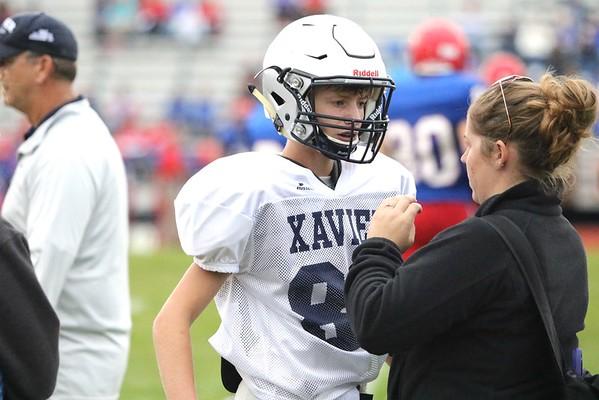 Freshman Game: Xavier vs. Decorah 9/23/16