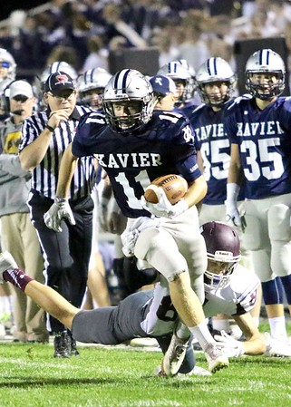 Independence vs. Xavier Football 9/30/16