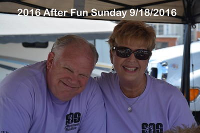 2016 Fall SOS  - Saturday (9-17) and FUN SUNDAY (9-18)  by Mary Gregory