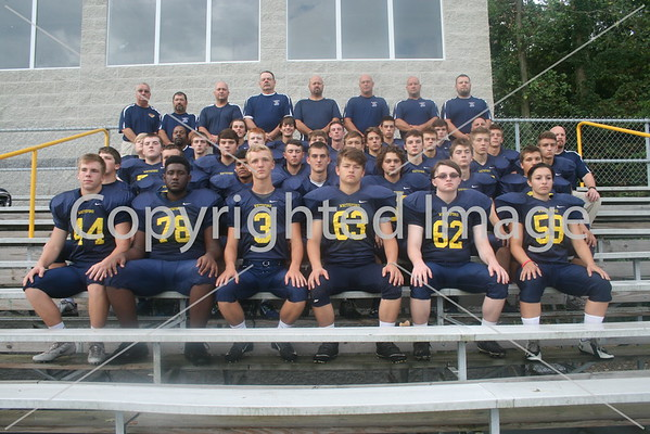 WHS Varsity Football Team Photo