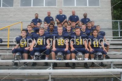WHS JV Football Team Photo