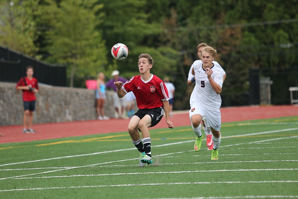 Boys soccer: Washington International vs. St. Albans