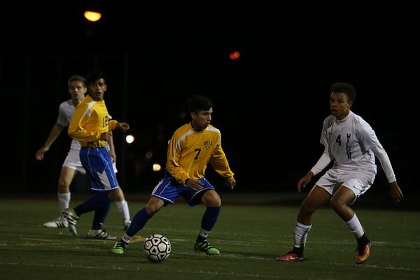 DCIAA Boys Soccer Championship: Wilson vs. Bell