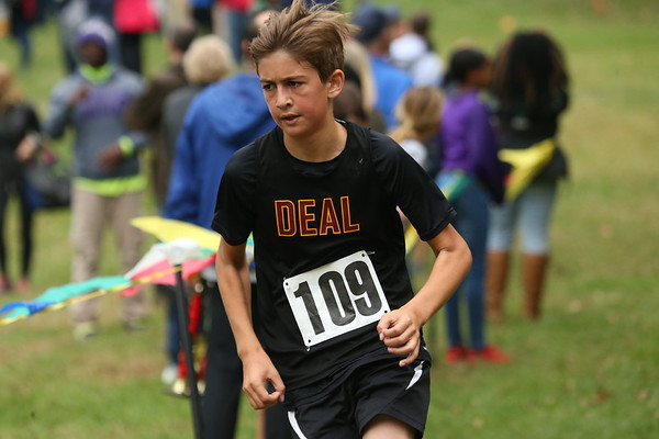 DCIAA Cross Country Championship 2016