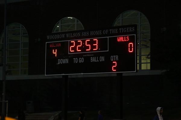 DCIAA Girls Soccer Championship: Wilson vs. Walls
