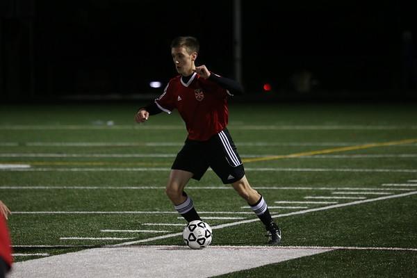 DCSAA Boys Soccer Championship: Washington International School vs. Bell