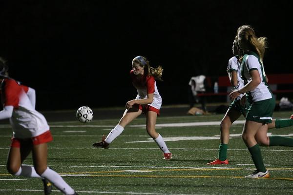 DCSAA Girls Soccer Championship: St. John's vs. Wilson