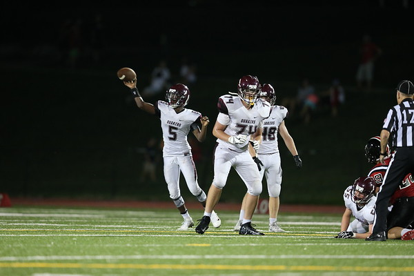 Football: Sidwell vs Mason