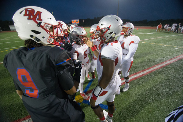 Football: St. John's vs. DeMatha