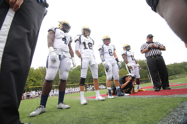 Football: St. John's vs. Good Counsel