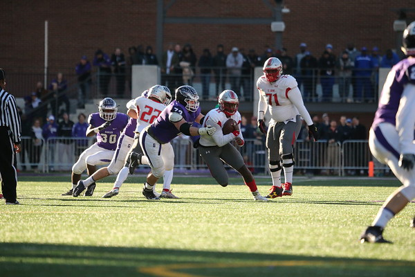 Football: WCAC Semis Gonzaga vs. St. John's