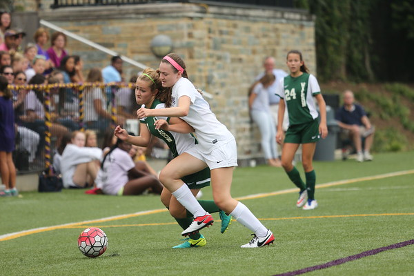 Girls Soccer: Cathedral vs Wilson