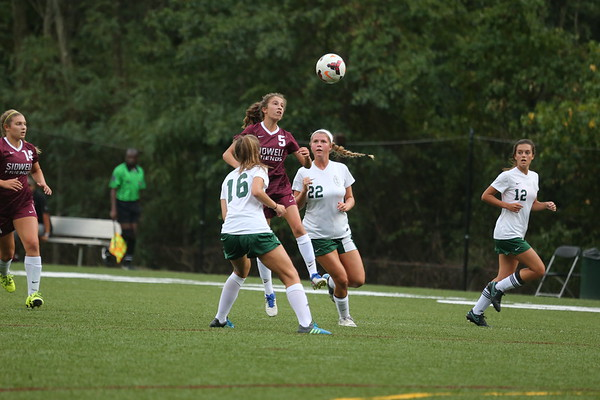 Girls Soccer: Sidwell vs. St. Stephen's