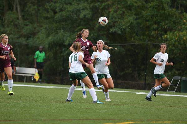 Girls Soccer: Sidwell vs. St. Stephen's