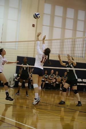 PVAC Volleyball Championship: Washington International vs. Oakcrest