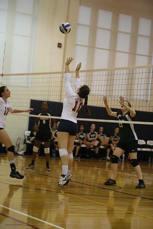 PVAC Volleyball Championship: Washington International vs. Oakcrest