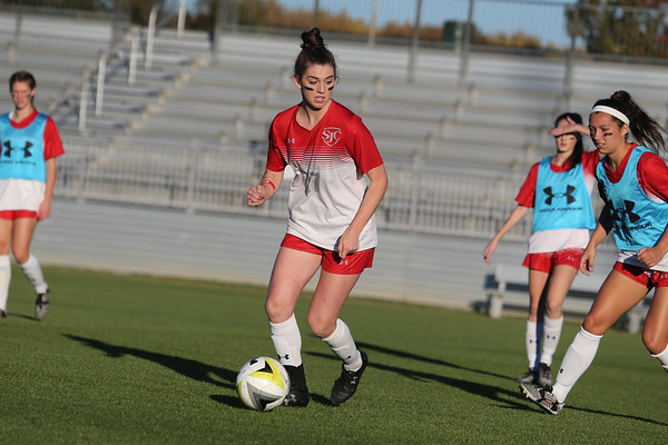 WCAC Girls Soccer Championship: SJC vs. Paul VI